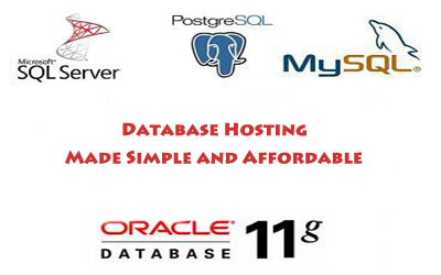 Database Hosting Services