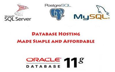 Database Hosting Services