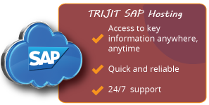 SAP Hosting by TRIJIT